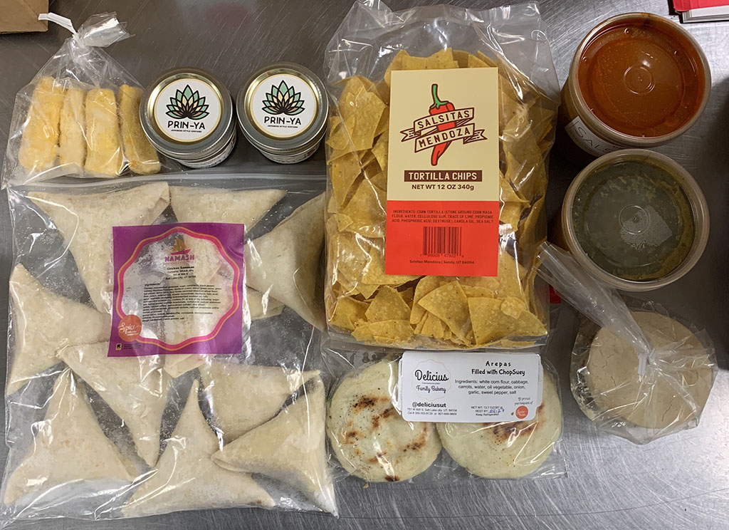 Global Holiday Food Boxes from Spice Kitchen Incubator