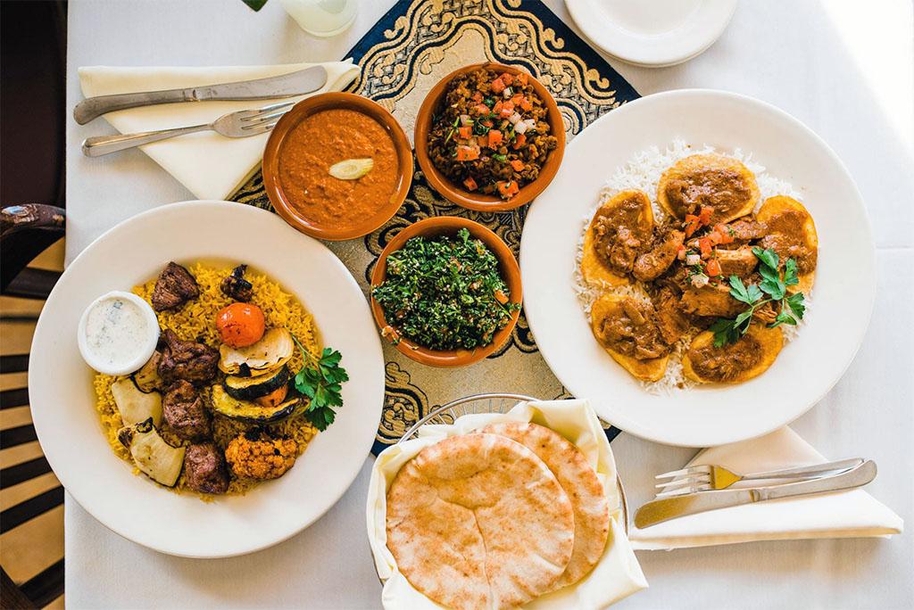 Mazza - Lebanese cuisine, Mazza