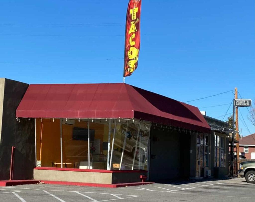 Taco Land exterior (Salt Plate City)