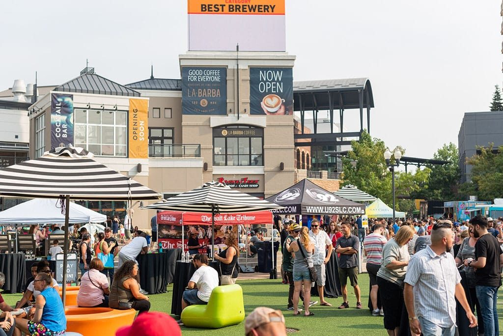 Food truck and brewery battle 2018 (The Gateway)